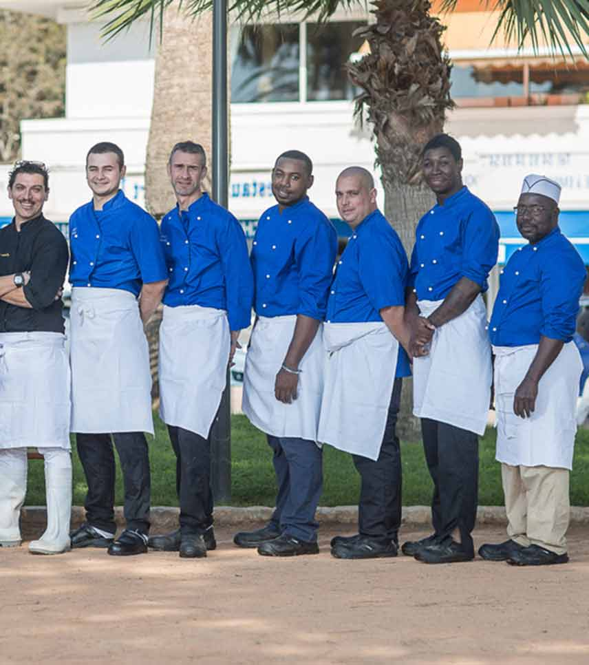 The Cuisine Team